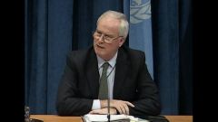 "Ambassador Lyall Grant, there is no need for ""third-party mediation"