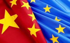 China/EU bilateral trade down 7% in January