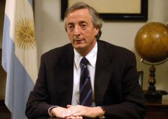Since Nestor Kirchner took office in 2003 oil and gas reserves have been eroding