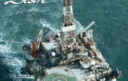 The Ocean Guardian drill rig is under contract until March