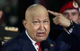 """Because of the growing rumours, I'm obliged to put forward the information"" confessed Chavez"