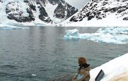 Antarctica scenary, a growing attraction for world travelers