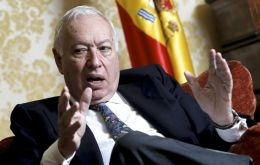Minister Garcia-Margallo considers urgent the promotion of the four-side Cooperation Forum rejected by the UK