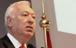 "Minister García-Margallo: ""Spain doing what must be done"""