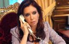 Phone lines are not working between presidents Lugo and Cristina Fernandez