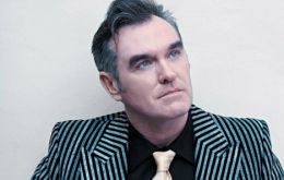 "The former Smiths front-man asked Argentines ""not to blame the British people"""