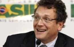 "Last Friday Valcke said Brazil needs ""a kick in the backside"""