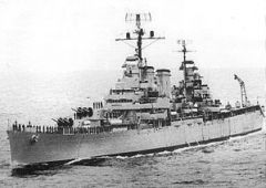 ARA Belgrano was a light cruiser, former USS Phoenix
