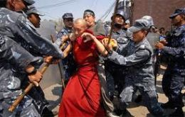 Tibetans have clashed with police and there have been immolation protests over religion