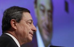 ECB president: things would have been much worse without the massive support to the banking system