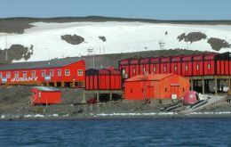 Carlini Station is located on the largest of the South Shetland Islands