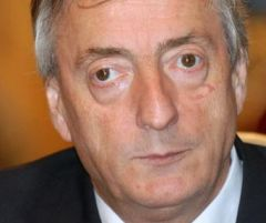 Nestor Kirchner, a turning point in relations with the IMF