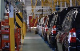Mexican car exports to Brazil increased 40% in 2011