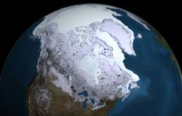 Greenland holds a tenth of the world's ice
