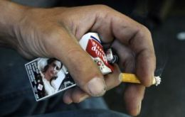 Marlboro maker says Uruguay's measures are 'extreme' and 'unprecedented' and won't stop people from smoking