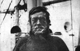 Britain's greatest Antarctic explorer managed to rescue to the last man of his expedition
