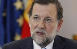 Conflicting opinions on the effectiveness of President Mariano Rajoy draconian cuts