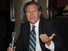Minister Almagro admits that the dialogue strategy with Argentina has had 'partial' results