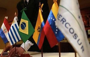 However Mercosur and BRICS abstained from the critical report