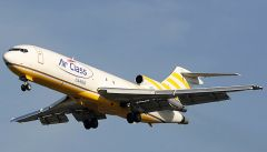 Air Class Cargo will operate with Boeing 727-200, call sign CX CAR