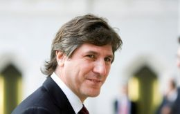 Boudou did not answer the charges but rather attacked the Judge and the media