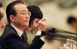 Premier Wen Jiabao has cited inflation is one of China's main economic worries