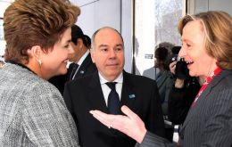 Dilma Rousseff and MIT president Susan Hockfield
