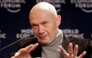 """We are not yet out of the woods,"" WTO Director General Pascal Lamy"