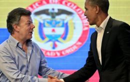 This FTA will create thousands, millions of jobs in the United States and Colombia, said Santos