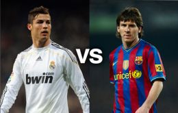 Ronaldo and Messi, gladiators on modern times