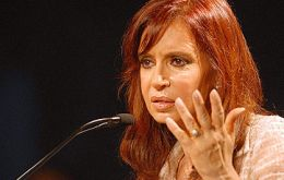 CFK replied saying that EC bio-diesel is dearer than Argentina's and will impact in the Spanish economy