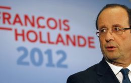 French voters could deliver first Socialist head of state in 17 years: Francois Hollande