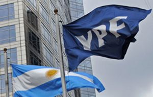 YPF represents 50% Repsol hydrocarbons production and 40% of proven reserves
