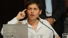 Deputy Economy minister Axel Kicillof, allegedly master mind behind the YPF seizure