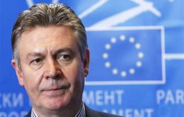 EC Trade Commissioner De Gucht: we will do everything in our power to support Spain's compensation claims
