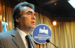 Alejandro Vanoli, president of the Argentine Securities Commission