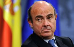 Spanish minister Luis de Guindos criticised the move but said Bolivia had guaranteed compensation
