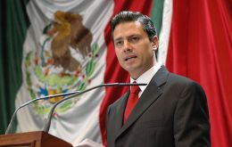 The handsome Peña Nieto was a very successful governor of the country's most populous and industrialized state