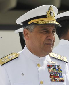 "Navy chief Admiral Julio Soares de Moura Neto, ""a great achievement """