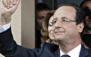 Hollande has vowed to refocus European economic policy on growth