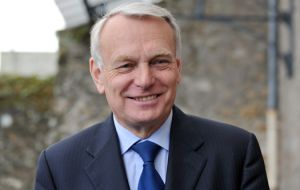 The veteran Ayrault is a former German teacher and long time ally of the president