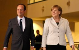 Hollande and Merkel: not such a complicated fellow after all