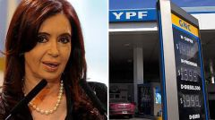 President Cristina Fernández extended for another 30 days the intervention of YPF