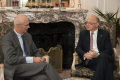 Lack of advance in trade talks 'unacceptable' Timerman tells Lamy (R)