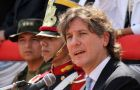 Vice president Boudou represented CFK at the ceremony which honours Bolivian independence heroines