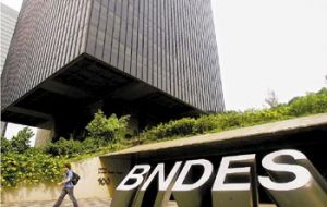 BNDES, the region's largest development bank ready to provide funds