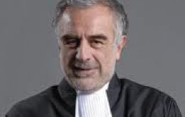 Ocampo has experience of leading war crimes investigations at the International Criminal Court
