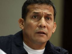 President Humala, a former military office has become impatient with intransigent protesters