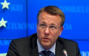 "Danish Justice Minister  Morten Bødskov said ""steps need to be taken quickly"""