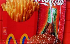 Coca-Cola and McDonald's said consumers should be able to make their own drink choices